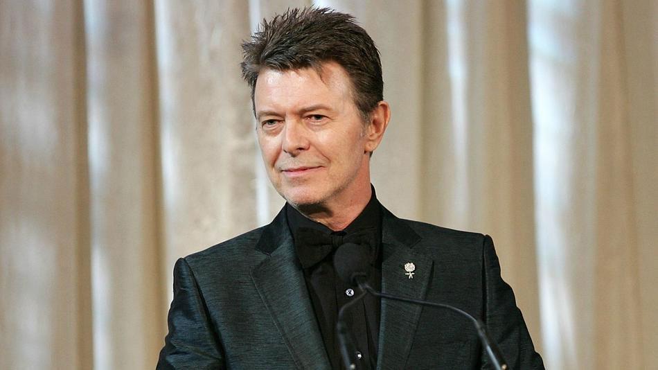 David Bowie English Singer