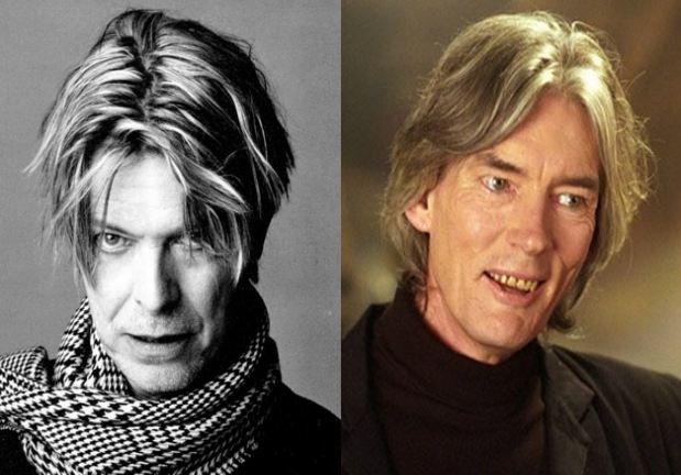 David Bowie is Look Like Billy Drago