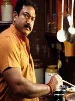 Baburaj (actor) at home
