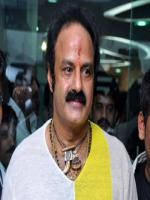 Balakrishna (Kannada actor) in gathering