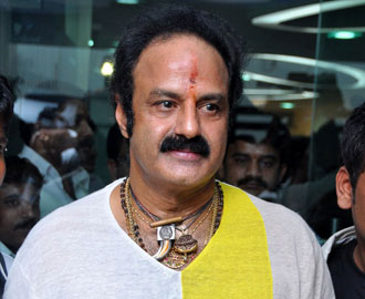 Balakrishna (Kannada actor) in gathering