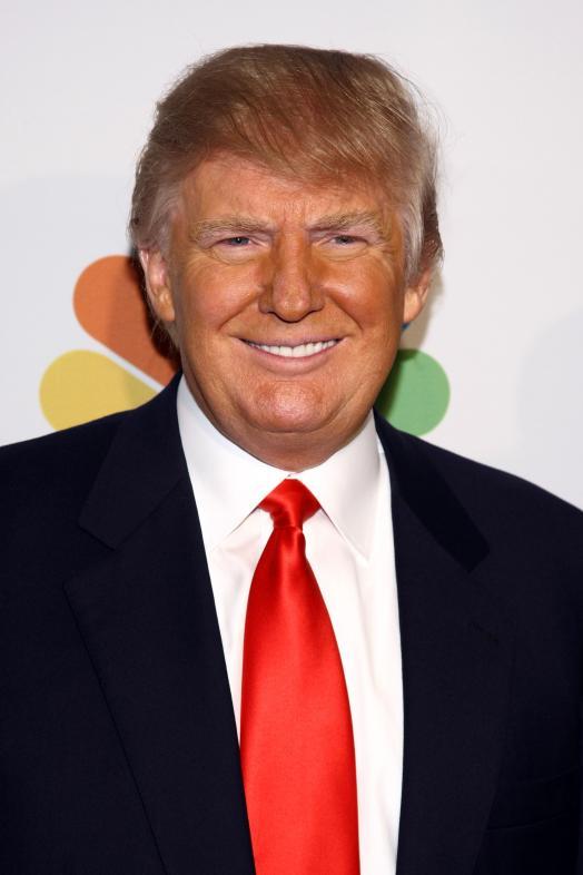 Donald Trump Latest Photo