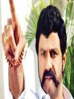 Nandamuri Balakrishna in a movie