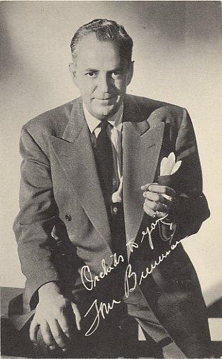 Tom Breneman Radio Personality