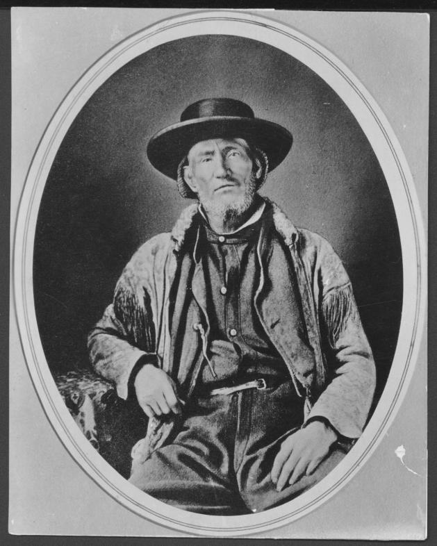 an introduction to the life of jim bridger
