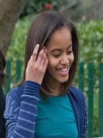 Malia Obama HD Images