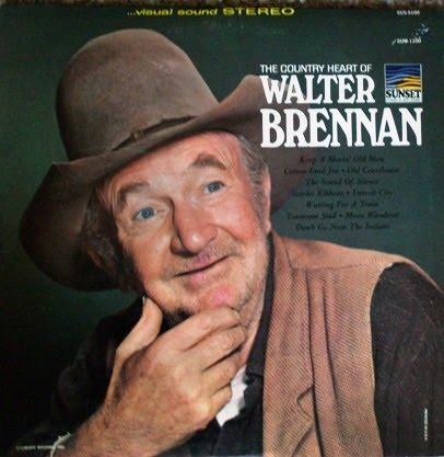 Walter Brennan Win three Oscar Award