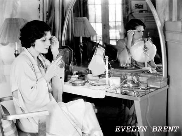 Evelyn Brent In action