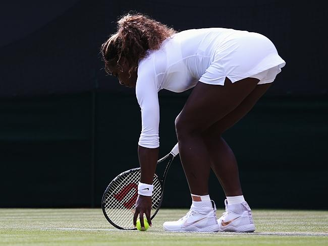 Serena Whila playing
