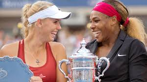 Serena Williams feeling good after win the match