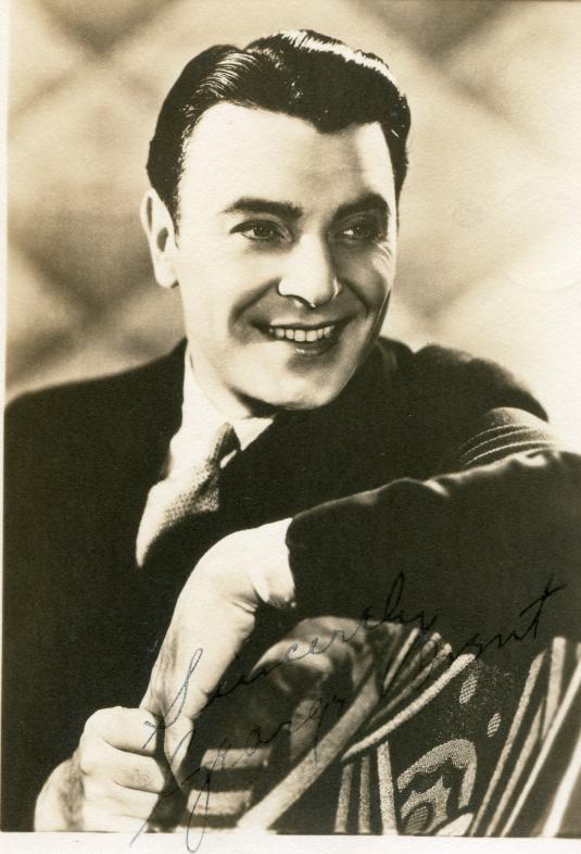 George Brent irish Television Actor