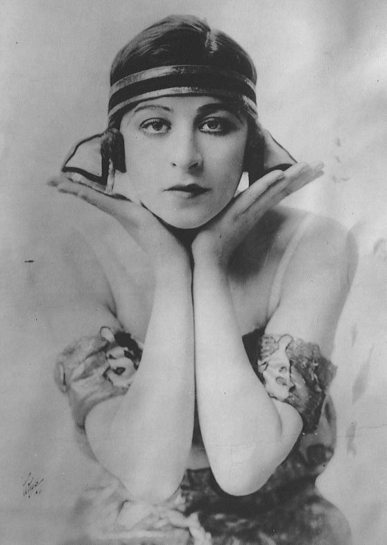 Fanny Brice American Singer