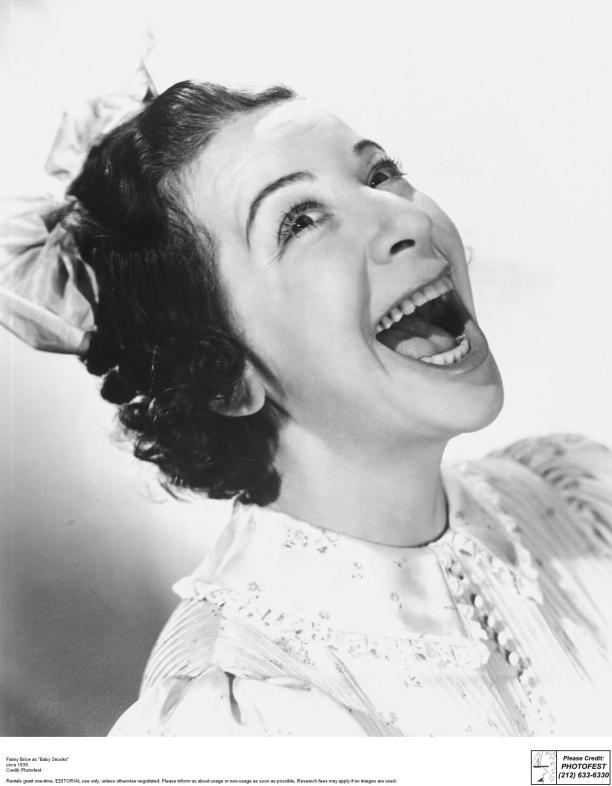 Fanny Brice Film Actress