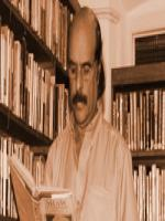 Bharath Gopi in library