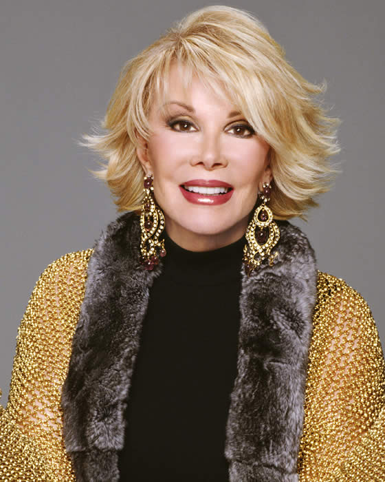 Joan Rivers Latest Wallpaper