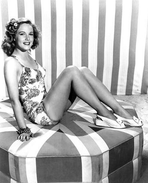 Barbara Britton American Drama Actress