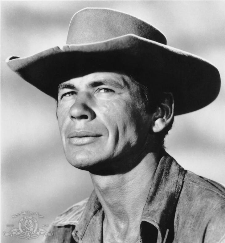 Charles Bronson American Stage Actor