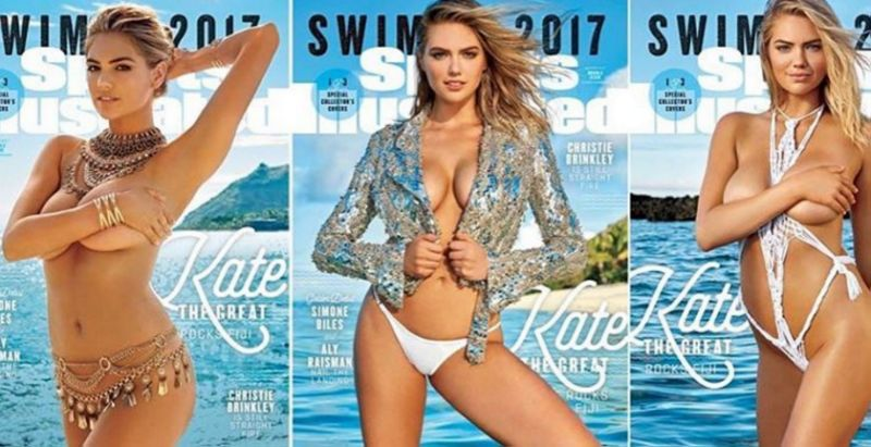 Kate Upton Cover Reveal