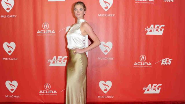 Kate Upton on Red Carpet