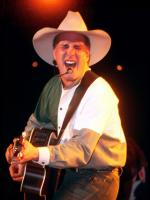 Garth Brooks In action