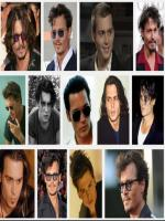Johnny Depp Hair Styles