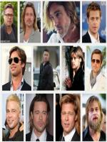 Brad Pitt  Hair Styles
