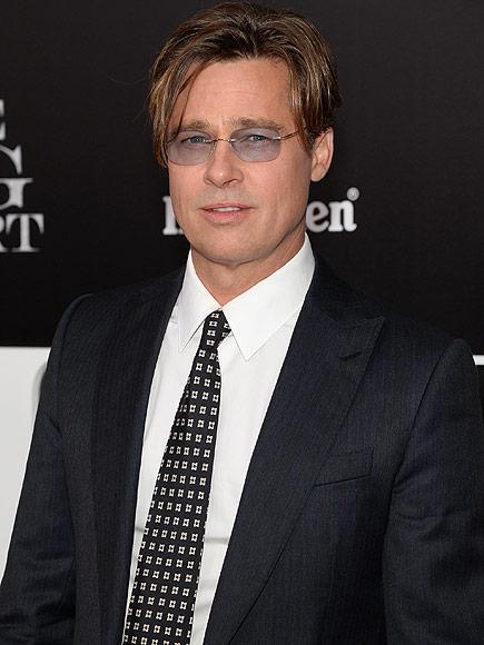 Brad Pitt Hd Image