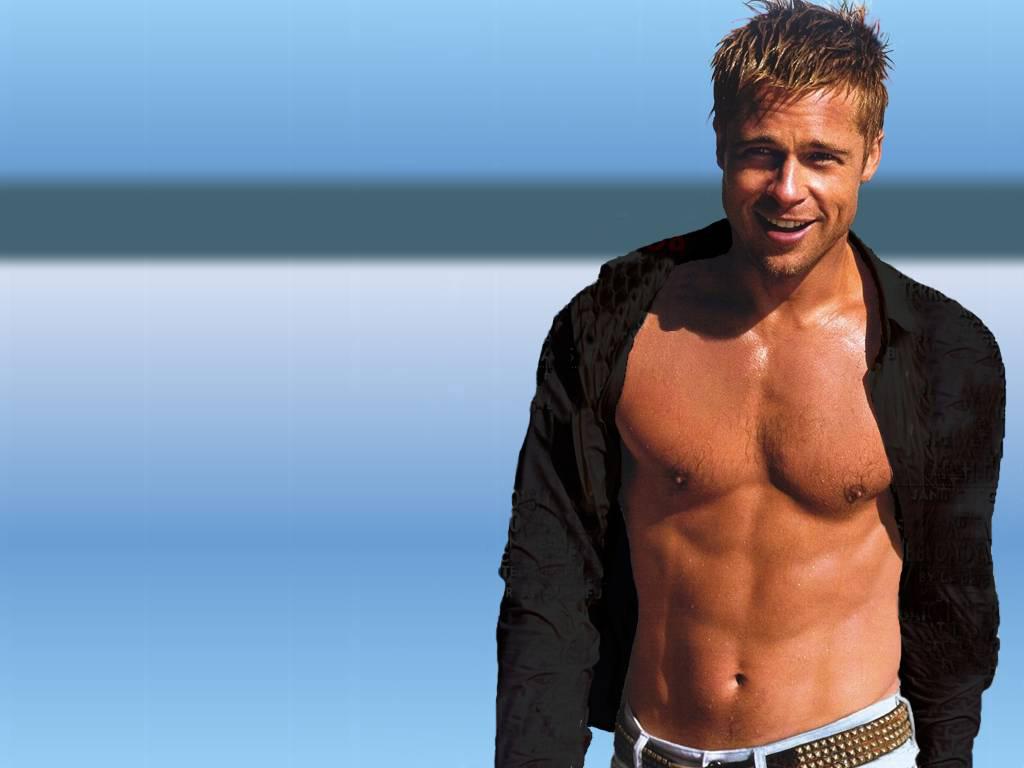 Brad Pitt HD Photo