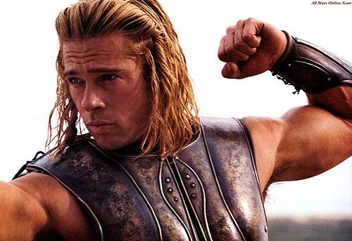Brad Pitt Film Shoting