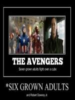 The Avengers summed up