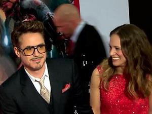 Robert Downey Jr. with Celebrity