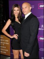 Vin Diesel with his Partner Paloma Jimenez