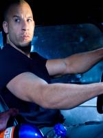 Vin Diesel Photo of Driving Car