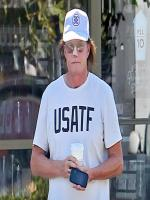 Bruce Jenner in action