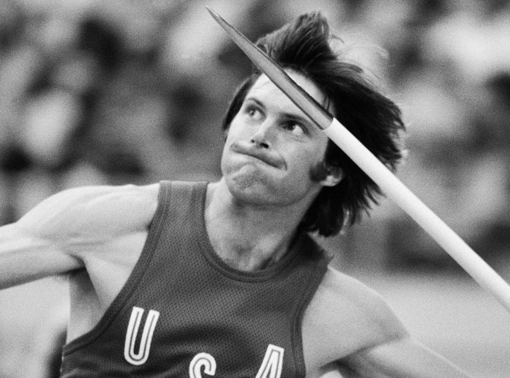 Bruce Jenner While match