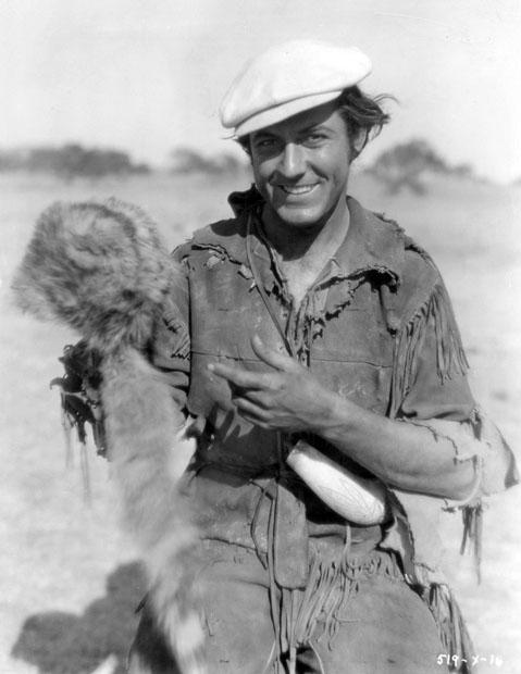 Johnny Mack Brown Actor