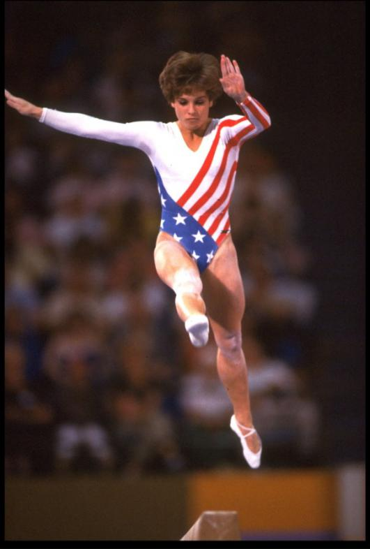 Mary Lou Retton HD Images