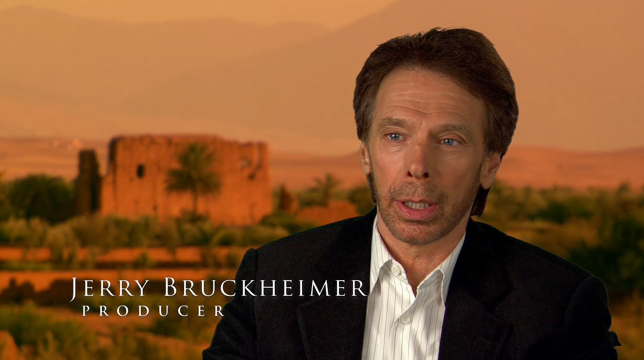 Jerry Bruckheimer American Television Producer
