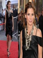 Sandra Bullock on ramp