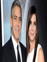 Sandra Bullock and George Clooney