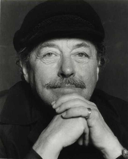 Tennessee Williams HD Images