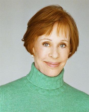 Carol Burnett Singer