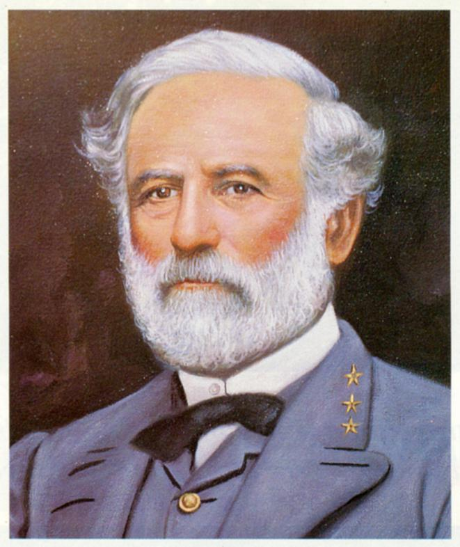 a biography of the general robert e lee
