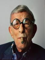 George Burns American Comedian