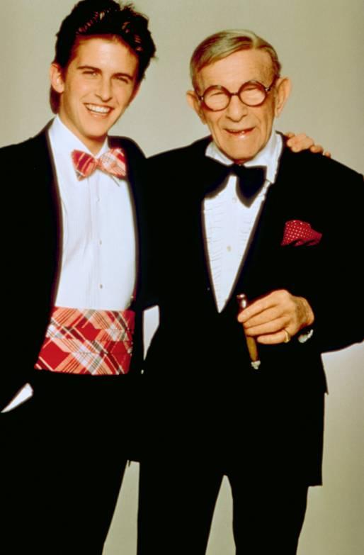 George Burns TV Entertainer