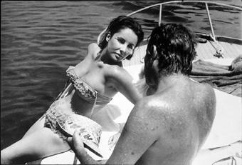 Richard Burton Hollywood Actor