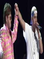 Eminem with Elton