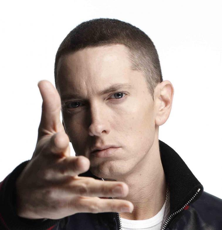 Eminem HD Photo Shot