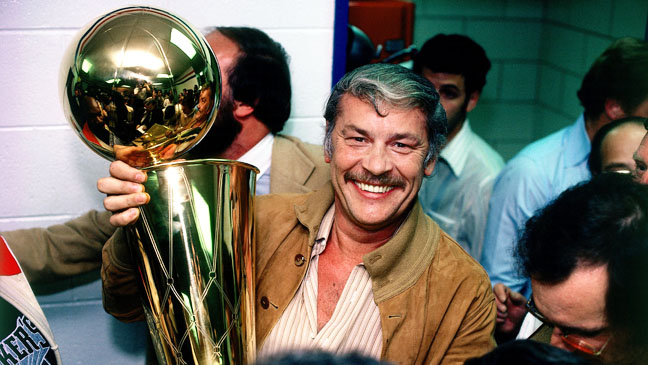 Jerry Buss  professional basketball team in the National Basketball