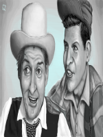 Pat Buttram Comedian Actor